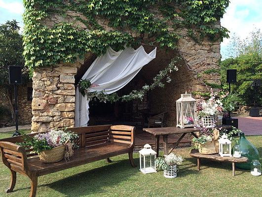 Decoupage bodas