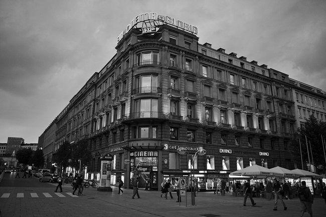 Beispiel: Perfekte Lage direkt auf der Königstraße am Schlossplatz, Foto: Da Vinci.