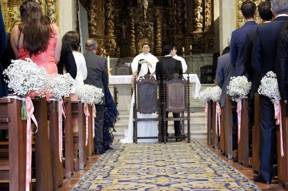 Decoração Igreja Foto por Recados Visuais