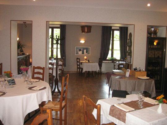 1ère salle du restaurant