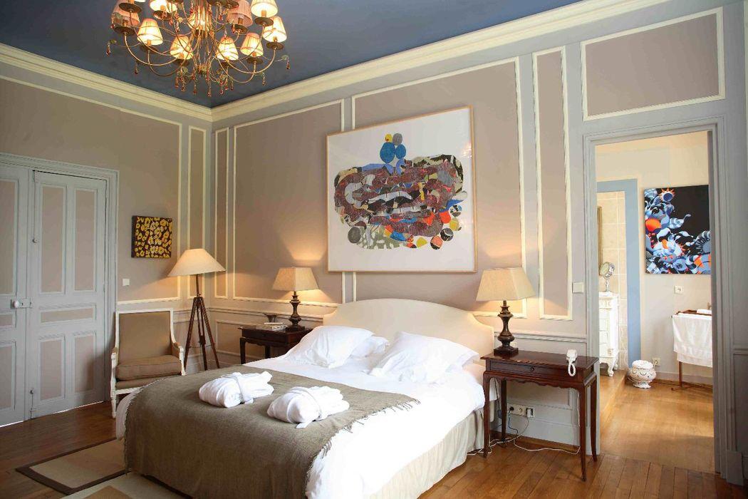 Chambre Coloniale, pour vos invités