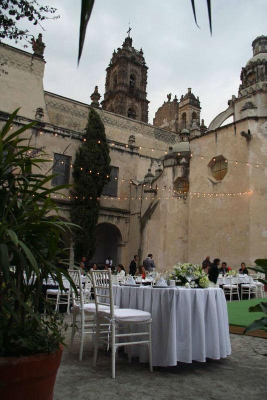 La Hostería del Convento en Tepotzotlán Centro