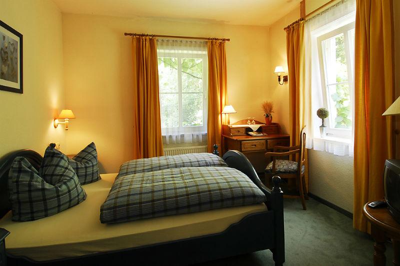 Beispiel: Hotelzimmer, Foto: Fischhaus.