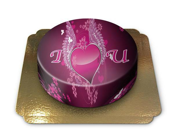 Beispiel: Torten für Verliebte, Foto: Deine Torte.