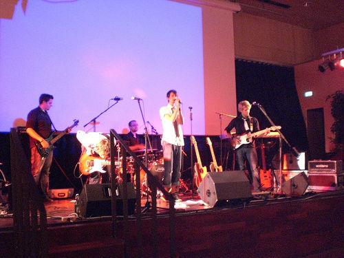 Beispiel: Band, Foto: 4 Tex.