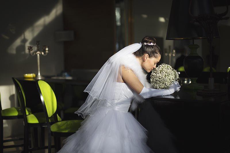 Couturière de la fleur