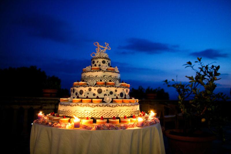 wedding cake originale