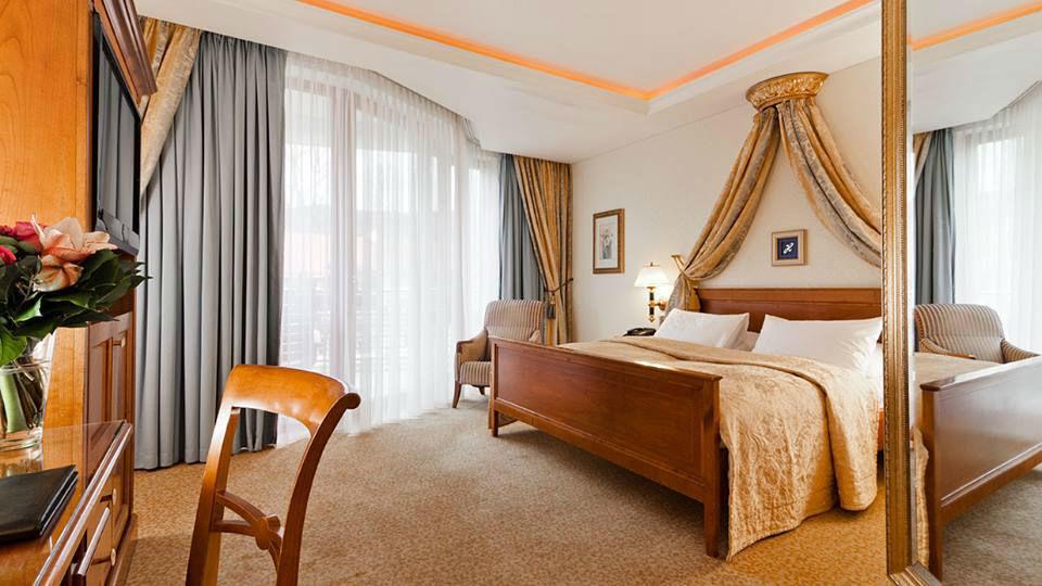 Beispiel: Hotelzimmer, Foto: Althoff Seehotel Überfahrt.