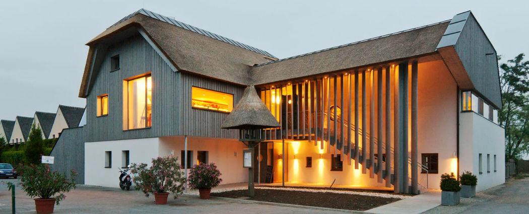 Beispiel: Club 119, Foto: Hoteldorf Seepark Weiden.