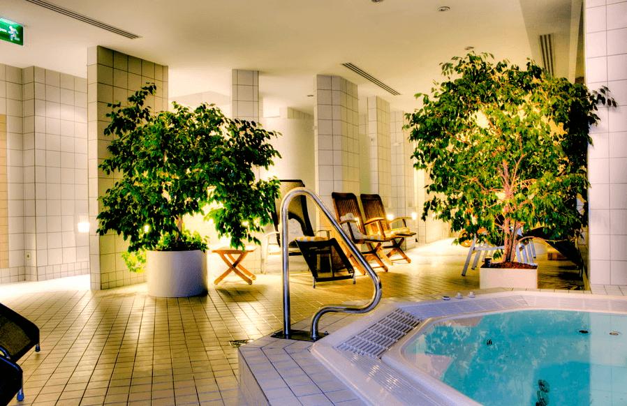 Beispiel: Wellness, Foto: Atlanta Hotel International Leipzig.