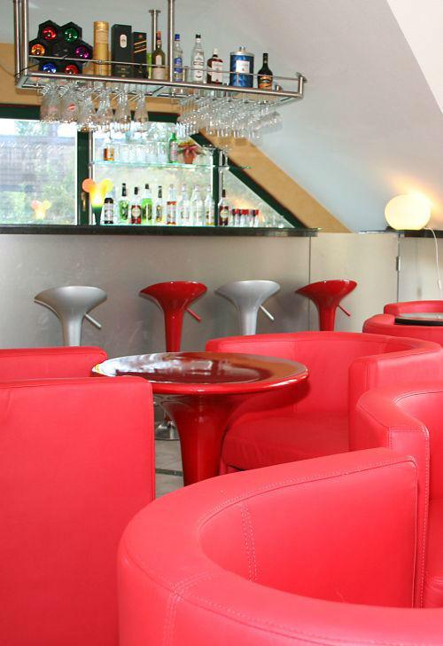 Beispiel: Sunsetlounge - Bar, Foto: Villa am Habermannsee.