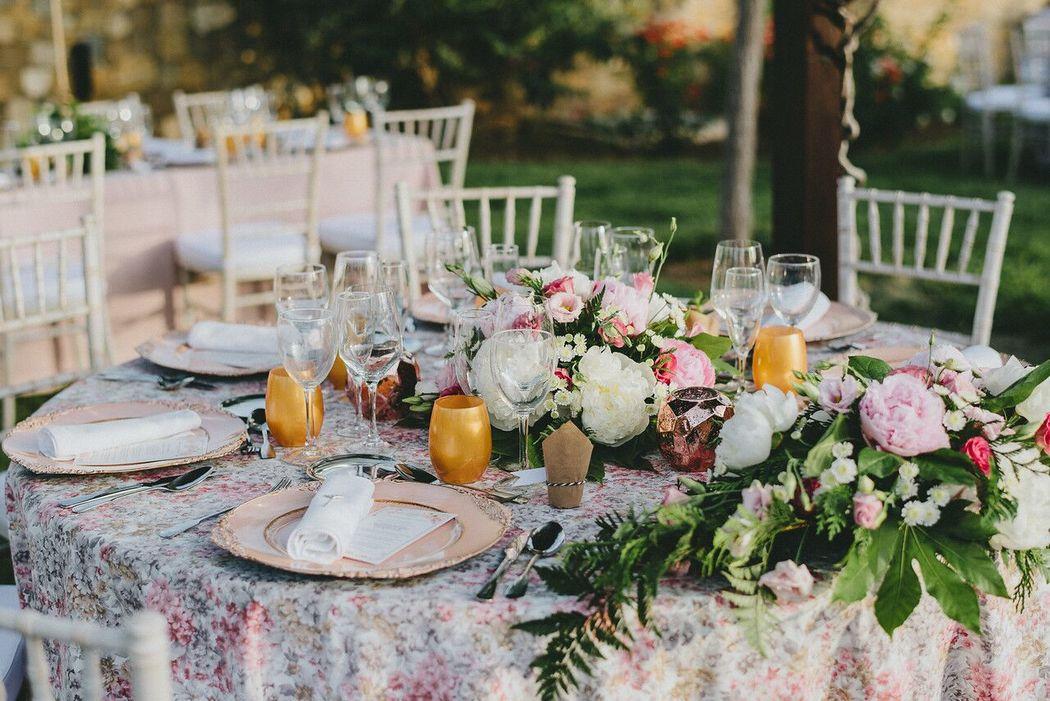 Montajes de banquete