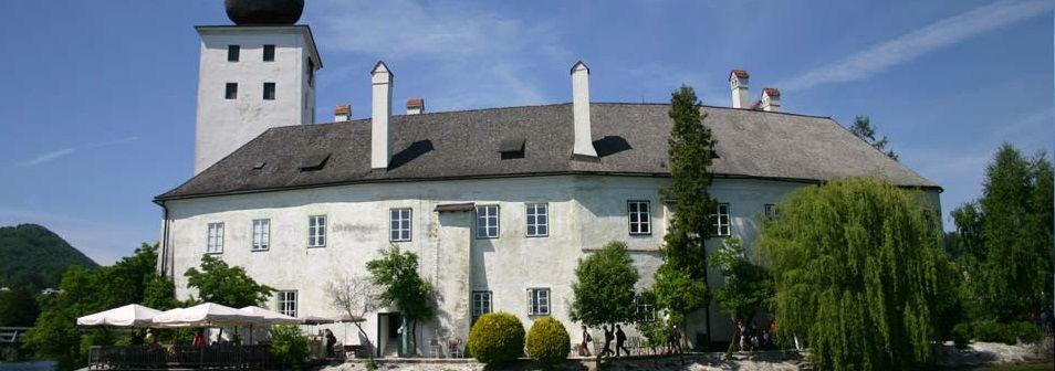 Beispiel: Schloss von Außen, Foto: Seeschloss Ort.