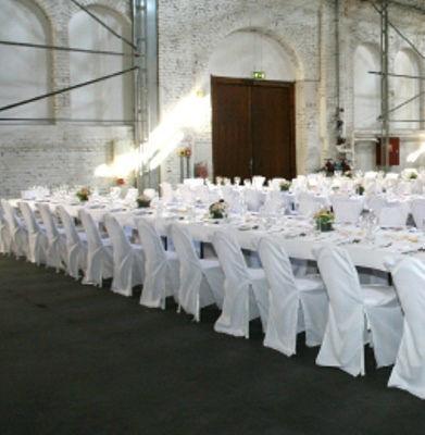 Beispiel: Professionelles Catering für Ihre Hochzeit, Foto: München Catering.