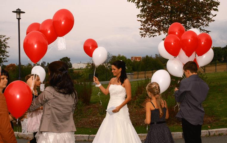 Beispiel: Hochzeit, Foto: Michael Kaproth.