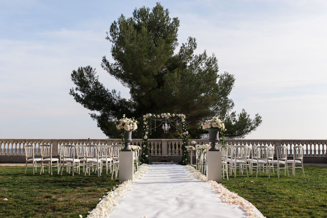 Dream Weddings Europe - mariage sur la côte d'azur