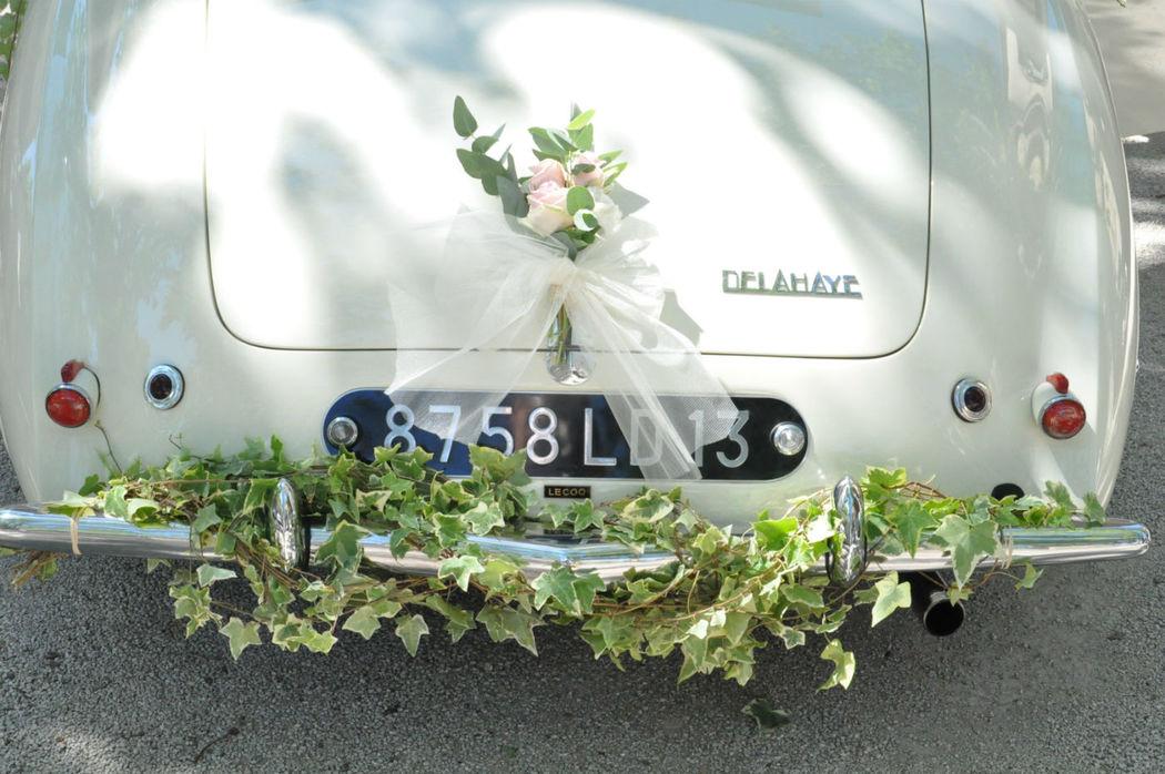 Mise en beauté voiture - Création Les Fées Nature