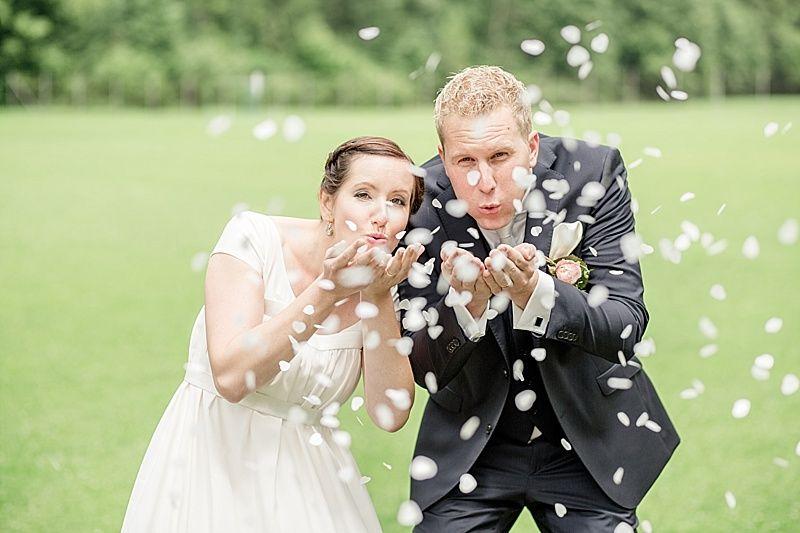 wedding day Hochzeitstag Brautkleid