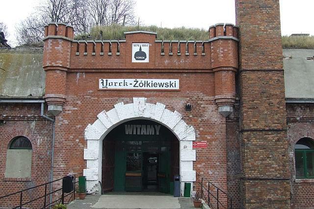 Twierdza Toruń Fort na wesele