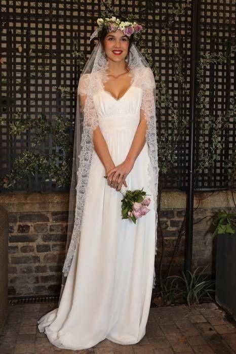 Robe Flora créatrice Elsa Gary - collection 2017