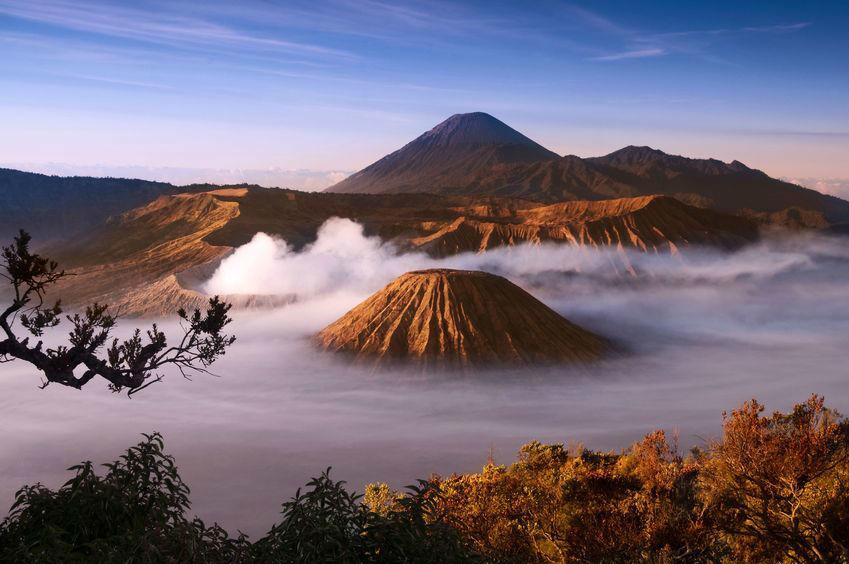 Monte Bromo - Indonesia en tus manos.