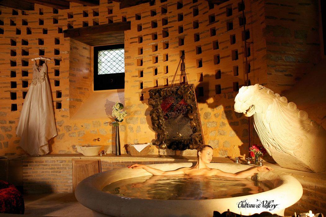Suite nuptiale du Pigeonnier - Château de Vallery