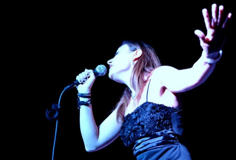 Mariangela Ungaro - cantante