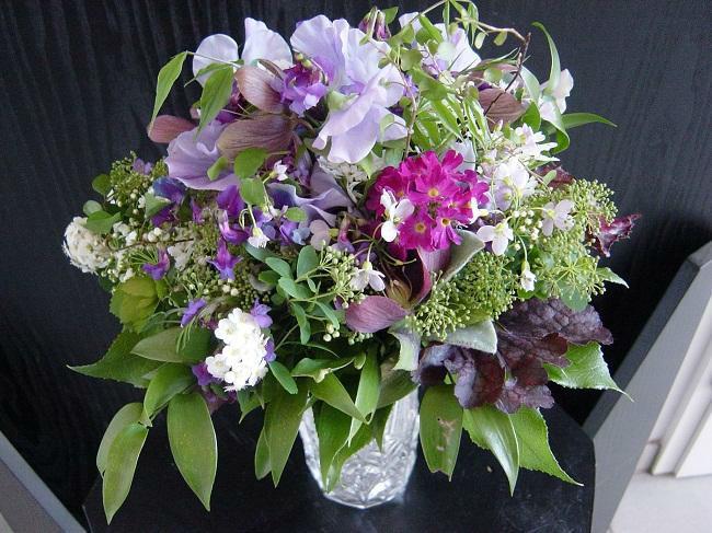 Beispiel: Blumen für die Braut, Foto: Blumen Kamm.
