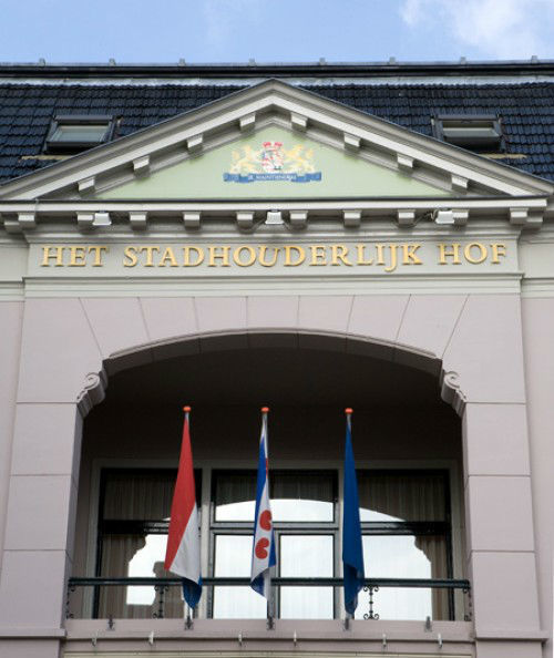 Fletcher Hotel-Palace Stadhouderlijk Hof