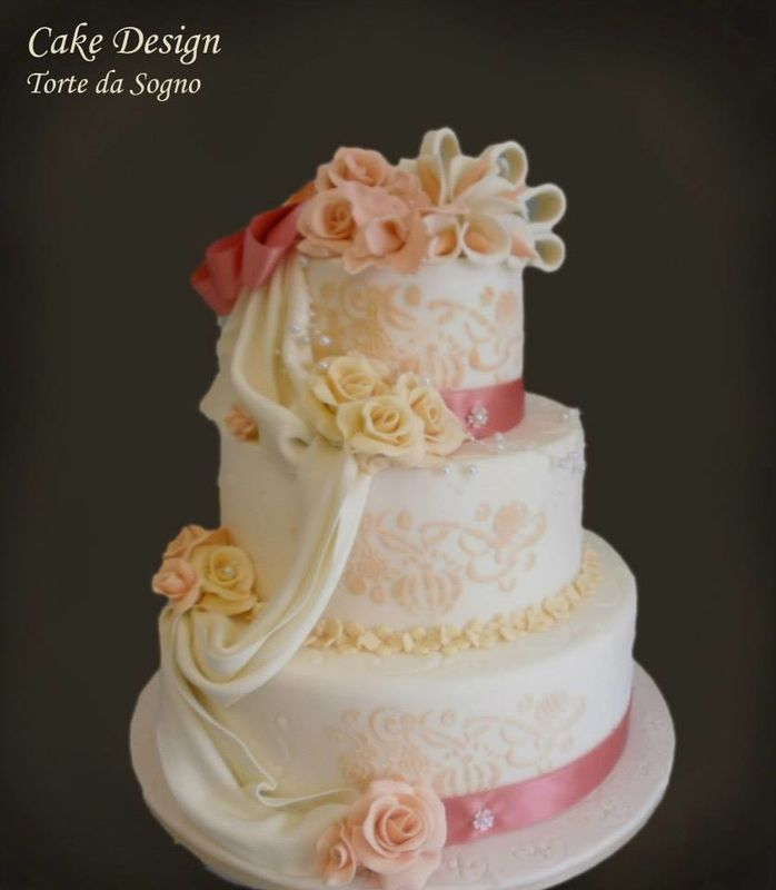 Cake Design Napoli - Armando Divano Matrimonio