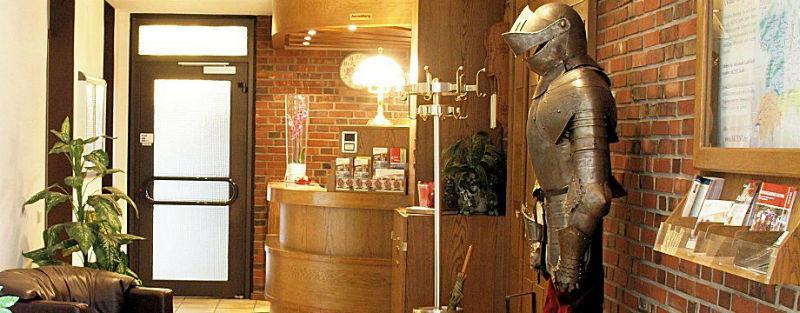 Beispiel: Eingang, Foto: AKZENT Landhaus Heinen.