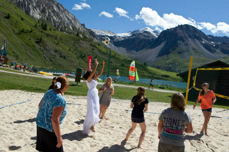 Vanessa Fry Photography, Tignes wedding
