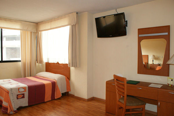 Hotel Don Miguel en Zacatecas