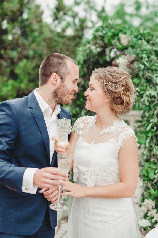 свадьба Кристины и Олега в Черногории