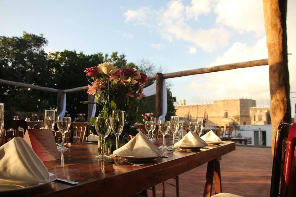 Hotel Rinconada del Covento en Yucatán
