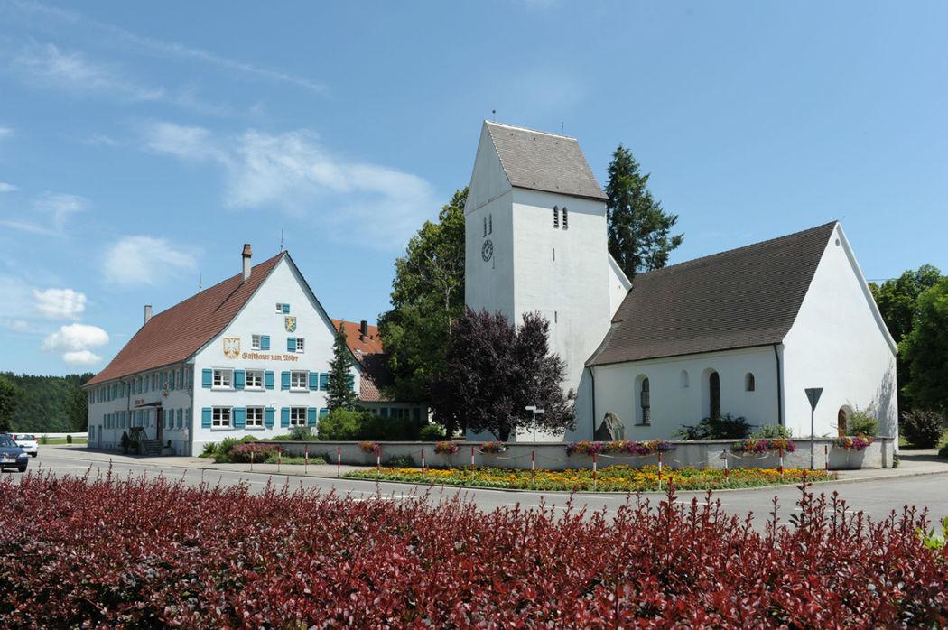 Beispiel: Außenansicht, Foto: Hotel Gasthaus Adler.