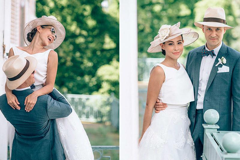 Beispiel: Originelle Fotos, Foto: Kreativ Wedding.