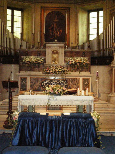 Chiesa San Pietro in Montorio - Roma