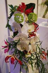 Beispiel: Der etwas andere Brautstrauß, Foto: manufactura florale.