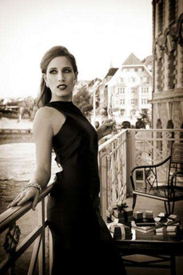 Beispiel: Professionelles Braut-Make-up, Foto: Make-Ups Basel.