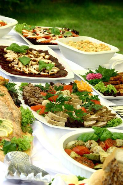 Catering-Service, Foto: Ihre Hochzeitsplanerin