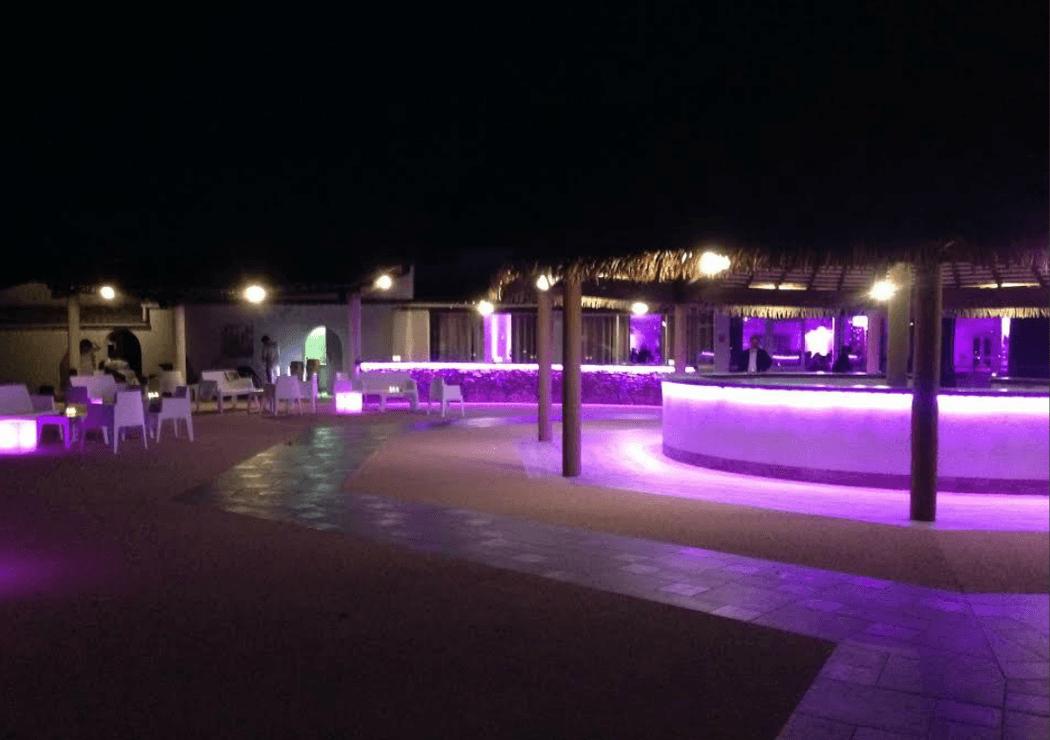 Salle Escale - Domaine Le Billardier