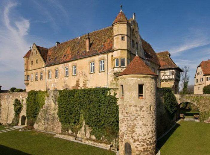 Beispiel: Seitenansicht, Foto: Burg Stettenfels.