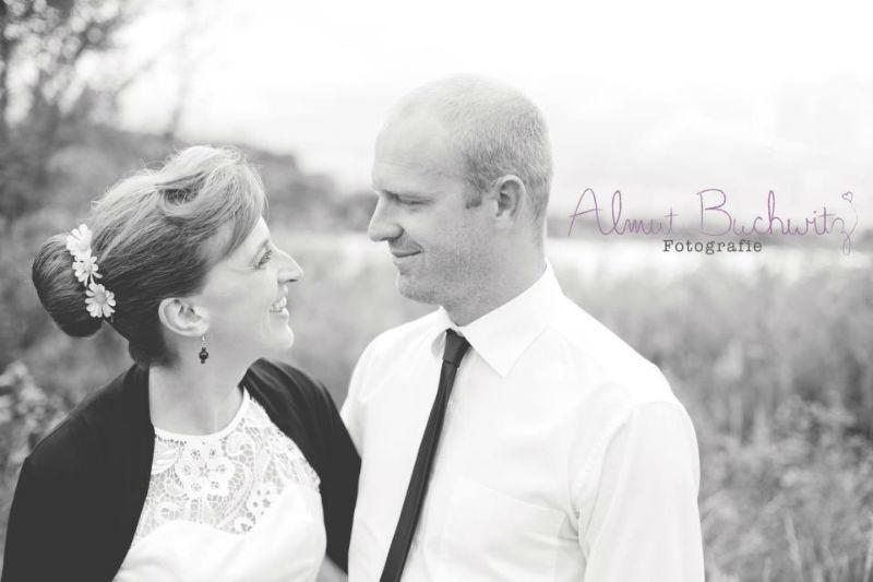 Beispiel: Originelle Hochzeitsfotos, Foto: Almut Buchwitz Fotografie.