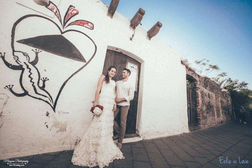 Eolie in Love - Wedding in stromboli
