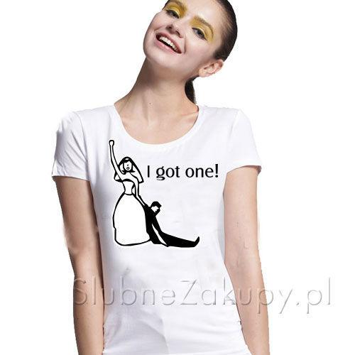 zabawna koszulka na wieczór panieński