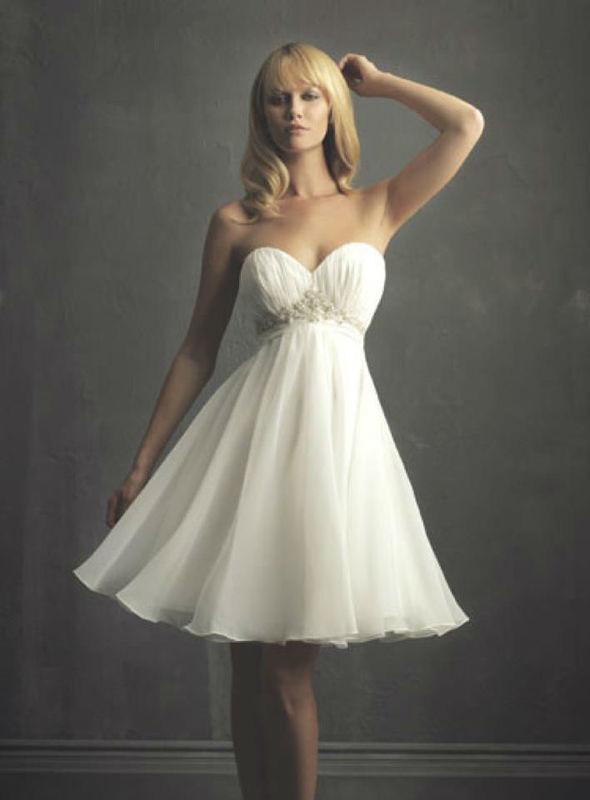Beispiel: Einzigartige Brautkleider, Foto: sunita sood.