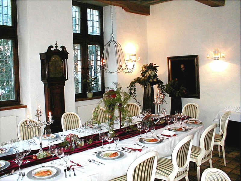 Beispiel: Ahnengalerie, Foto: Schloss Reinbek.