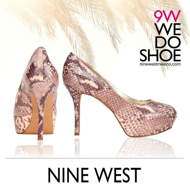Zapatos para novia e invitadas - Foto Nine West