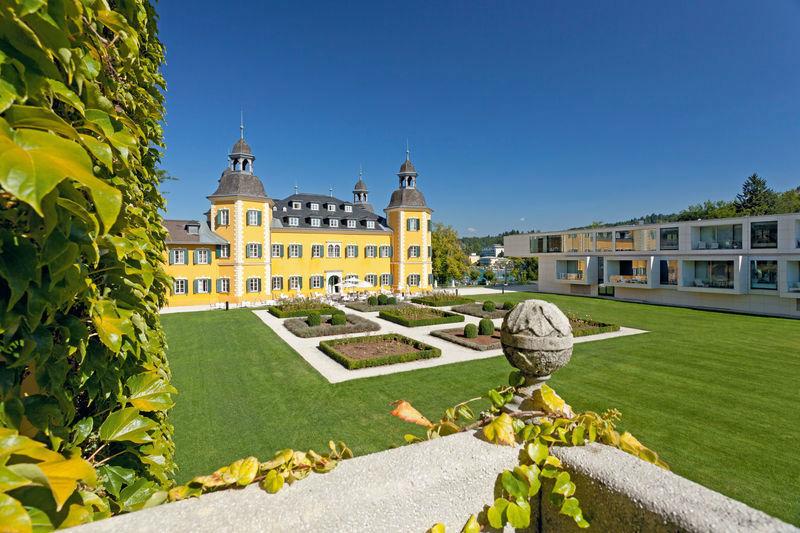 Beispiel: Hochzeit, Foto: Schlosshotel Velden.